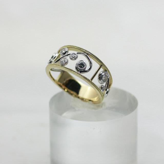 OJ280127-k18yg-ring-after