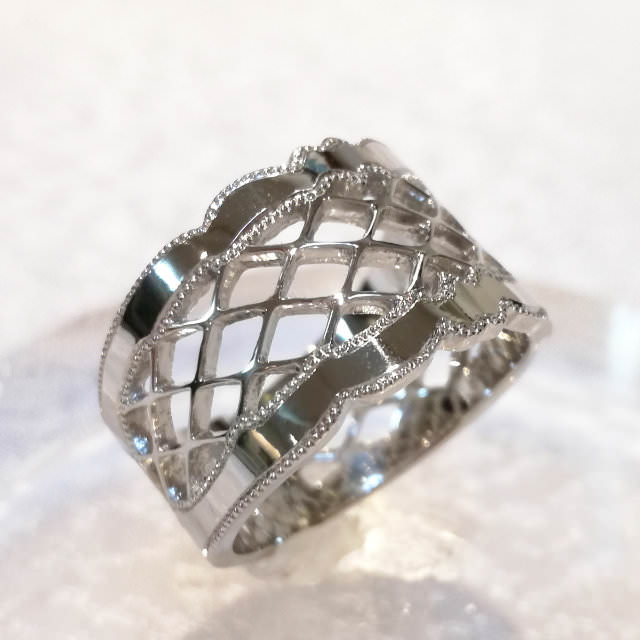 OJ290046-k18wg-ring