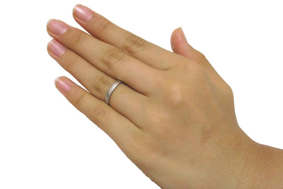 指輪が抜けない時の対処方法2
