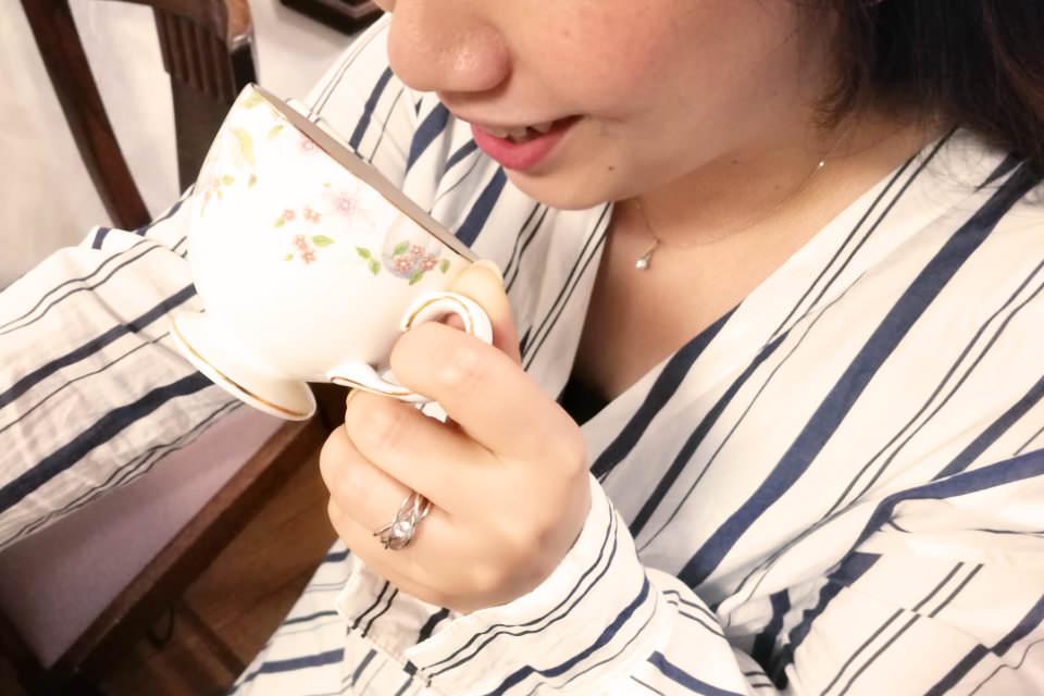 婚約指輪を普段使いにリフォーム2