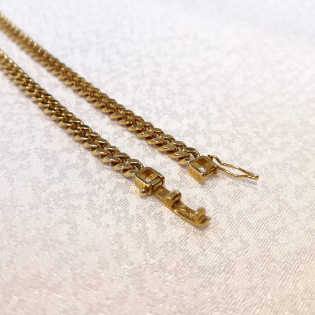 S300096-necklace-k18yg-before