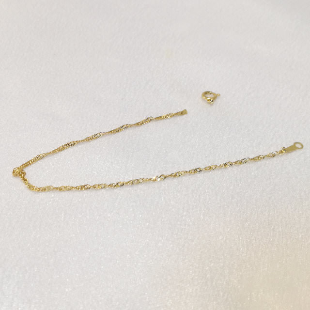 S310020-chain-bracelet-k18yg-before.jpg