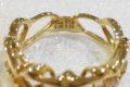 金の指輪やプラチナネックレスに記された刻印の種類と意味