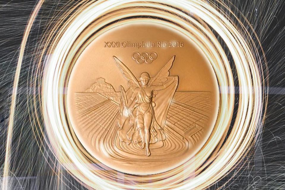 オリンピックメダルの素材と歴史