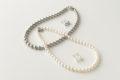 真珠ネックレス修理とお手入れの仕方、切れてしまった時の対処方法