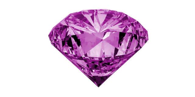 半透明な紫色石