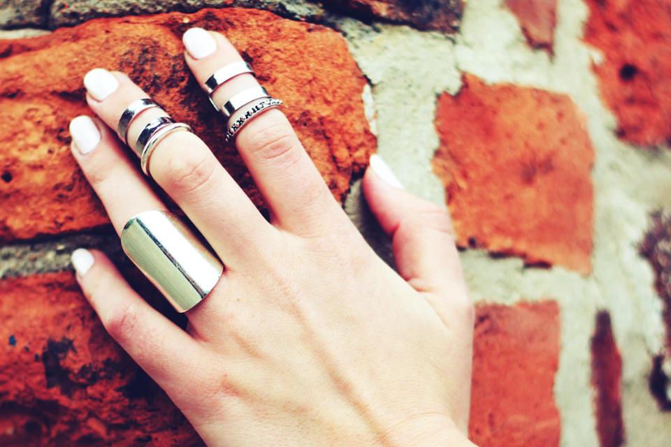 ファランジリングとはどんな指輪?