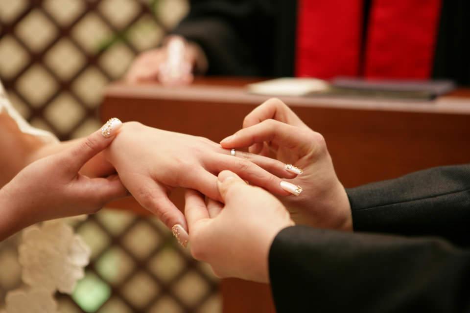 結婚指輪を交換する意味